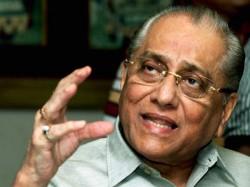 Jagmohan Dalmiya Top Contender Bcci President Post