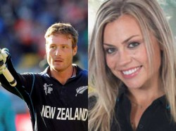 Guptill S Wife Will Celebrate Only After Nz Win The Cup