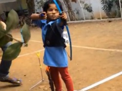 This Archery Prodigy Is Not Even Three Years Old Yet