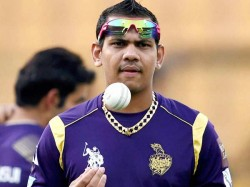 Kkr S Sunil Narine Banned From Bowling Off Spin Ipl
