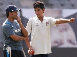 When Son Sachin Scalped Brian Lara