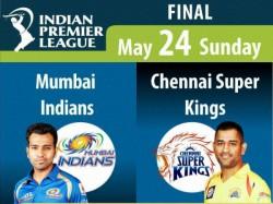Ipl 2015 10 Facts About Ipl 2015 Final Chennai Super Kings Mumbai Indians