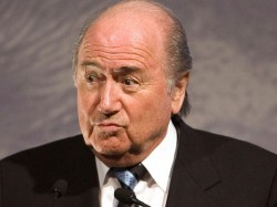 Sepp Blatter Quits As Fifa President
