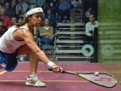 Nicol David Celebrates 9 Years As Women S World No