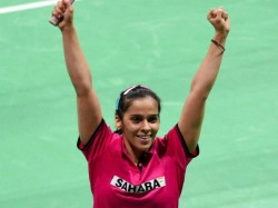 Saina Nehwal Sailed Into The Pre Quarterfinals The Women S S
