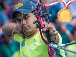 Abhishek Verma Wins Gold At World Archery Championships