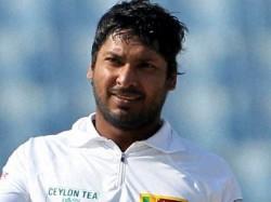 Teary Eyed Kumar Sangakkara Bids Adieu International Cricket