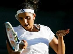 Sania Mirza Leander Paes Lose Us Open Doubles