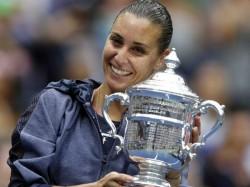 Flavia Pennetta Wins Maiden Grand Slam Singles Title