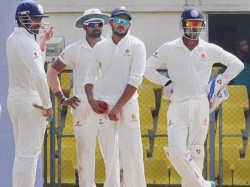 Ranji Trophy Mess Champions Karnataka Forced Hire Autos Captain