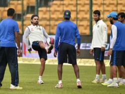 India Retains 17 Man Squad Remaining Two Test Matches Against South Africa