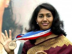 Arjuna Award Winner Anju Bobby George Head Keral Sports Cou