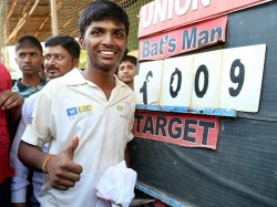 Dhanawade Gets Mca Scholarship After 1009 Run Feat