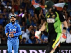 Virat Kohli Lost His Cool With Steve Smith Adelaide