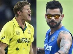 Excitable Dude Virat Kohli Gets Into Trouble Sometimes Shane Watson
