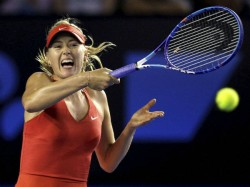 Maria Sharapova Failed Drugs Test At Australian Open