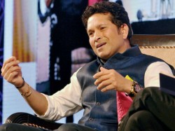 Eden Gardens Reverberates With Sachin Sachin Chants Ahead