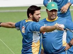 Pcb May Sack Captain Shahid Afridi Soon