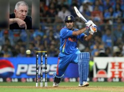 Ms Dhoni Was Too Good World T20 We Want Captain Like Him Ian Chappell