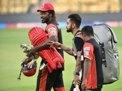 Not Worried About Chris Gayle S Form He May Get Hundred When Required Virat Kohli