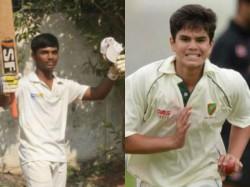 Arjun Tendulkar S Selection Ahead Record Breaking Pranav