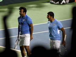 Paes Bopanna Doubles Sania Paired With Bopanna Mixed Double