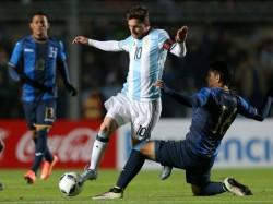 Copa America Magical Messi Grabs Hat Trick As Argentina Mar