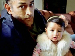 I Don T Think My Daughter Ziva Still Recognises Me Says Ms Dhoni