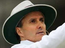Umpire Billy Bowden From International Panel