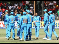 India Beat Zimbabwe Three Runs