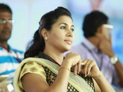 Anju Bobby George Quits As Kssc President