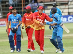 Icc T20i Rankings Zimbabwe Stop India From Becoming No