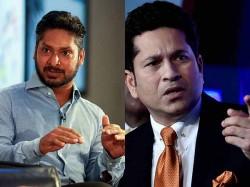 No Place Sachin Tendulkar Kumar Sangakkara S All Time Xi Indian Included