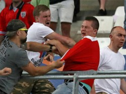 Euro 2016 Russia Fined Be Disqualified If More Stadium Violence