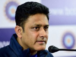 Anil Kumble Called A Meeting On Sunday