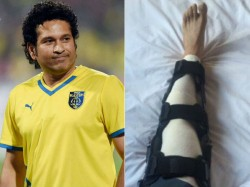 Sachin Tendulkar Undergoes Knee Surgery London Fans Wish Him Speedy Recovery