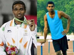Two Tamil Athletes Qualify Rio Olympics