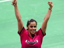 Rio Olympics Saina Nehwal Seeded Fifth Pv Sindhu K Srikanth Get Ninth Seed
