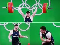 Horror Injury Ends Andranik Karapetyan S Olympic Dream