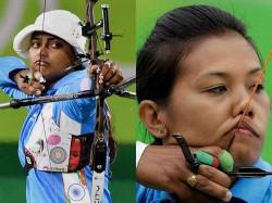 Rio Olympics Archery India Deepika Kumari Fails Qualify Quarterfinals