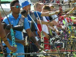 Rio 2016 Atanu Das Bows Out Indian Archers Draw Blank At Olympics