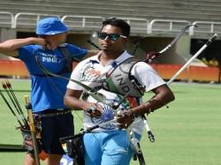 Atanu Das Through Pre Quarters Men S Individual Archery