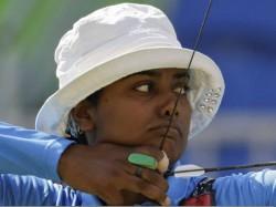 Deepika Kumari Advances Into Pre Quarters Women S Individual