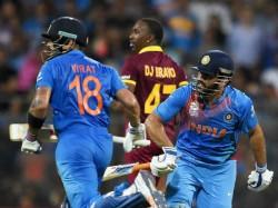 India Vs Wi 1st T20 International Starts Today