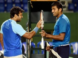 Leander Paes Rohan Bopanna Of Rio Olympics After 1st Round L