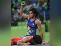 My 12 Years Hard Work Has Paid Off Says History Maker Sakshi Malik