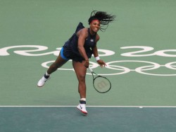 Rio Olympics 2016 Serena Venus Williams Lose Doubles