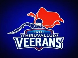 Thiruvallur Veerans Won 5 Wickets