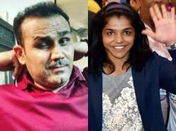 When Virender Sehwag Urged Sakshi Malik Not Wrestle With Him