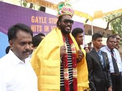 Chris Gayle Preference Play Chennai Super Kings